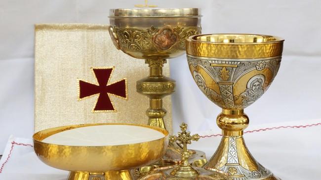Doa Katolik Komuni Batin Santo Alfonsus Liguori