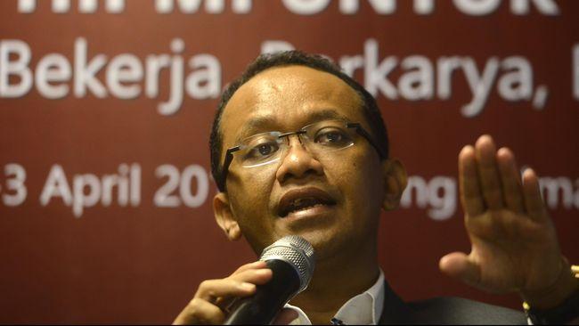 Kepala BKPM Bahlil Lahadalia ingin kepala dinas pemberi izin investasi di daerah mendapatkan perlindungan melalui omnibus law.