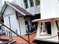Sabu dan Miras Dilempar Pemotor ke Lapas Banceuy Bandung