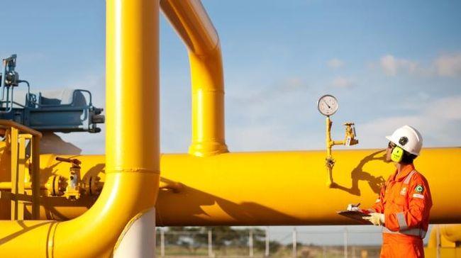 PT Perusahaan Gas Negara (Persero) Tbk membukukan laba bersih Rp3,16 triliun sampai kuartal III 2018, atau melonjak 122,8 persen dari semula Rp1,4 triliun.