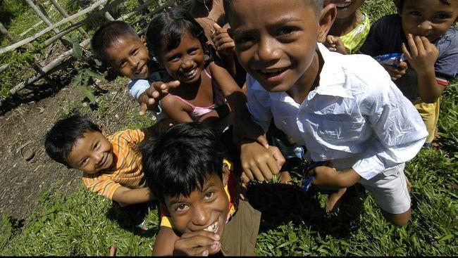 Indeks perkembangan anak Indonesia ada di peringkat 117 dari 180 negara di dunia. Kesehatan dan kesejahteraan anak Indonesia jauh tertinggal dari negara lain.