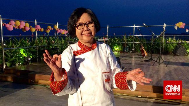 Gantung panci yang dimaksud ternyata hanya rehat sejenak, karena Sisca Soewitomo menyebut ingin mencoba kuliner GoFood lewat promo Foodiskon.