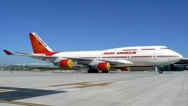 Jet Inggris Kawal Maskapai Air India Usai Terima Ancaman Bom