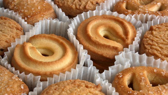 Salah satu suguhan kue kering klasik ini mudah dibuat dengan bahan sederhana. Berikut resep kue mentega kering Lebaran yang renyah.