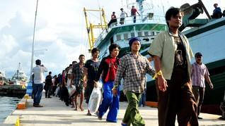 Dua ABK Ternate di Kapal China Disebut Hilang Kontak 5 Bulan