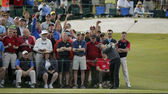 Sports England merilis hasil survey yang menyatakan jumlah partisipasi dalam olahraga golf telah menurun hingga 21,6 ribu.