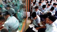 Madrasah di Zona Hijau Mulai Belajar Tatap Muka Besok