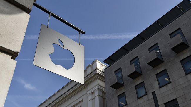Dituduh Tekan Pembuat Suku Cadang, Apple Diselidiki di Jepang