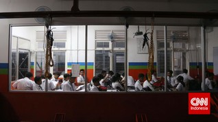 Polisi Belum Tetapkan Tersangka Pembocor Soal UN