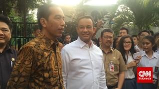 Anies Singgung Beban Berat Jokowi Tangani Corona di Indonesia