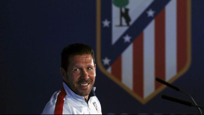 Berhasil menahan imbang Real Madrid di leg pertama perempat final Liga Champions, Diego Simeone yakin Atletico Madrid akan meraih kemenangan di laga berikutnya.