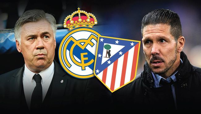 Enam kali bertemu dalam laga derby Madrid di semua kompetisi musim ini, Real Madrid belum mampu mengangkat kepala dengan kemenangannya atas Atletico.