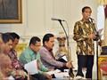 Jokowi Perintahkan Kementerian dan BUMN Gunakan Produk Lokal