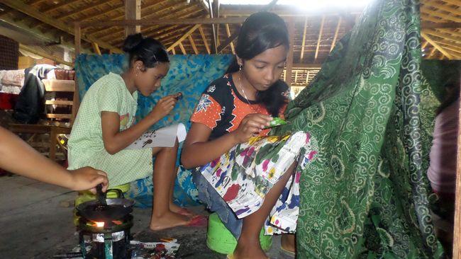 Batik Karya Saya, program yang baru dicanangkan tahun ini guna memberikan rasa bangga pada anak muda terhadap batik.