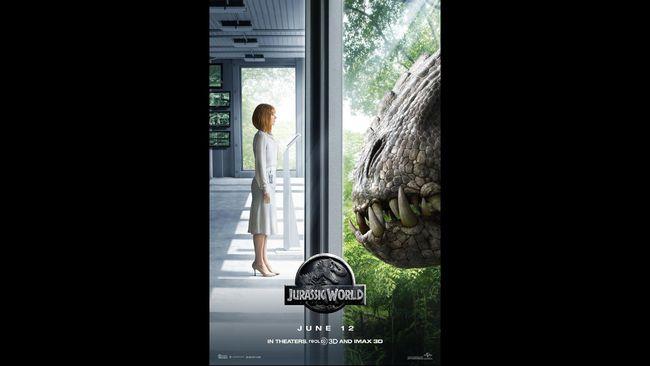 Jurassic World sukses menggoyang daftar film pendapatan awal tertinggi dan tercepat melewati satu miliar dolar AS.