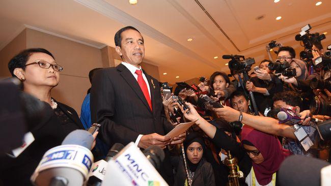 Presiden Jokowi hari ini akan secara resmi membuka Konferensi Asia Afrika, lalu kemudian melakukan pertemuan bilateral dengan berbagai pemimpin dunia.