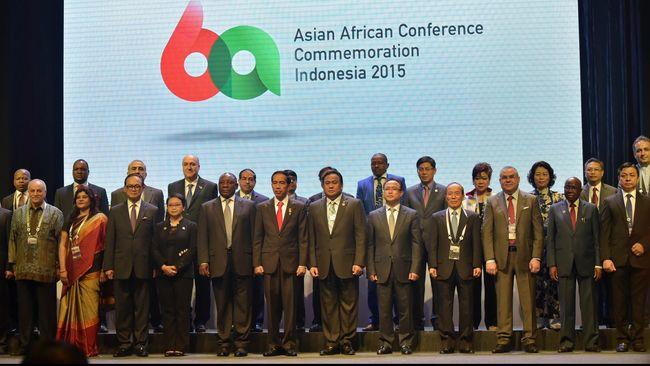 Negara-negara Asia dan Afrika sepakat menggenjot kerja sama maritim dan membawa isu ini ke ranah global sebagai salah satu program dunia di masa datang.