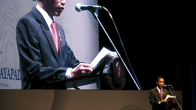 Isi pidato Presiden Jokowi pun dianggap telah mengembalikan memori lama tentang pagelaran Konferenai Asia Afrika.