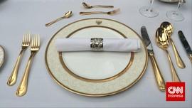 Istana Bersolek untuk Pesta Kebun Delegasi KAA Malam Ini