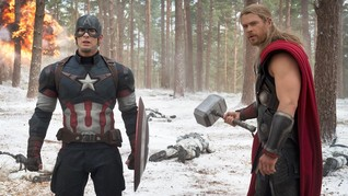 Marvel Rilis Ulang The Avengers dan Iron Man 3 di Hong Kong