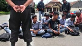 Polisi Temukan Fenomena Tawuran Pelajar jadi Hiburan