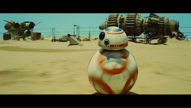 BB-8, si droid baru yang bulat dan imut ini tak hanya menggelinding di semesta Star Wars saja, kelak juga di rumah Anda!