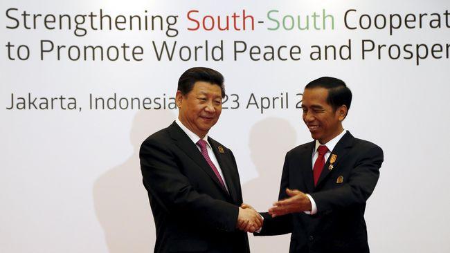 Presiden Tiongkok berkomitmen untuk membantu negara-negara miskin atau kurang berkembang di Asia dan Afrika tanpa syarat