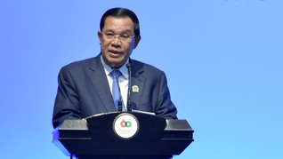 Kamboja Ingin Hindari Vaksin China Sinovac