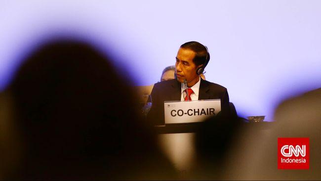 Satu dari tiga persoalan besar yang dipaparkan Presiden Jokowi yaitu soal terorisme dan radikalisme seperti ISIS yang menjadi sorotan dunia internasional.