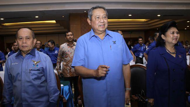 Jika dalam Kongres IV di Hotel Shangri-La, Surabaya, SBY terpilih kembali secara aklamasi maka sebaiknya tidak perlu dipersoalkan.