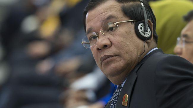China tidak mengizinkan PM Kamboja Hun Sen mengunjungi Kota Wuhan yang menjadi sumber virus corona.