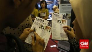 Banten Catat Pengangguran Tertinggi di Indonesia Sejak 2018