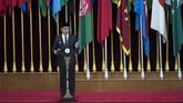 Rangkaian penutupan Konferensi Asia Afrika dimulai dengan napak tilas para pemimpin negara dan diakhiri dengan penandatanganan Pesan Bandung.