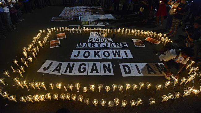 Nama-nama warga asing dan warga Indonesia ada di daftar penerima hukuman mati dengan kasus beragam. Mulai dari narkotik,teroris hingga pembunuhan jenderal.