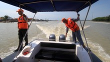 Tiga Nelayan Hilang di Perairan Nias Selatan Belum Ditemukan