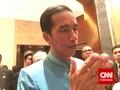 Jokowi Tiba di Surabaya, Hadiri Kongres Demokrat Malam Ini
