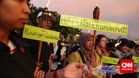 Vonis Mati Naik 46 Persen di 2020, Tertinggi di Era Jokowi