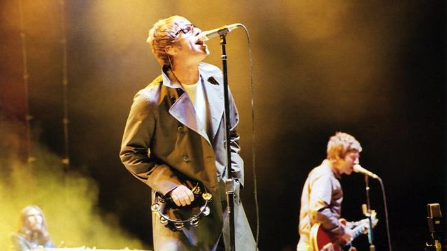 Don't Look Back In Anger, Oasis Rilis Video Lirik 25 Tahun