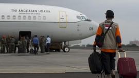 Lanud Halim Disiapkan Jadi Lokasi Pendaratan WNI dari Wuhan
