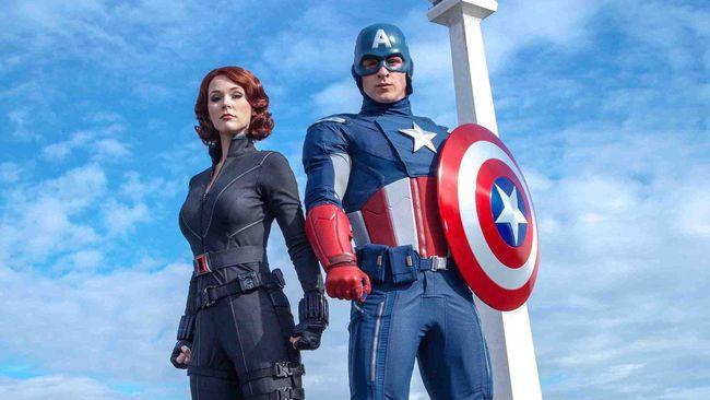 Marvel Umumkan Nama Pemeran Film Captain America Civil War