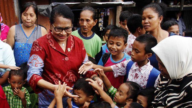 Hal ini lantaran desa tersebut mampu menekan kekerasan yang terjadi pada anak.