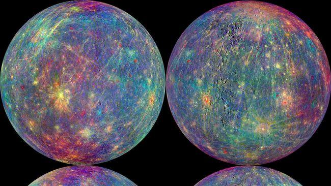 Elongasi Merkurius Bisa Diamati Sepanjang Pekan Ini