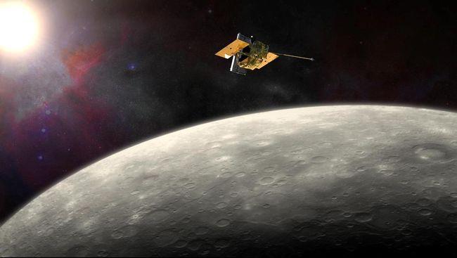 Merkurius baru diketahui memiliki cincin debu yang beredar di sepanjang orbit planet yang paling dekat dengan Matahari itu.