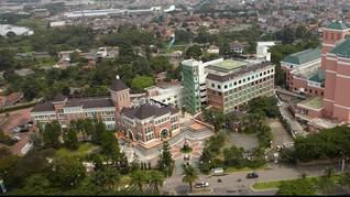 Lippo Karawaci Jual Lippo Mall Puri Rp3,56 T