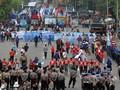 Ribuan Personel Pengamanan Siap Amankan Hari Buruh