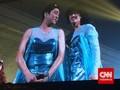 Kala Super Junior Berubah Wujud Jadi Putri Elsa 'Frozen'