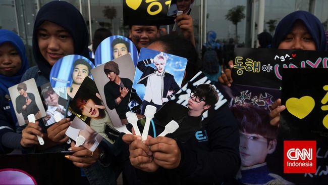 Fan Super Junior atau yang disebut dengan ELF (Ever Lasting Friends) menjadi pemenang Fan Army Face-Off 2020.