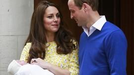 Dunia Sambut Bayi Cantik Adik Pangeran George