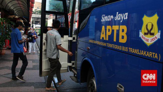 Gabung Dengan Transjakarta, APTB Disiapkan Untuk Rute Gemuk