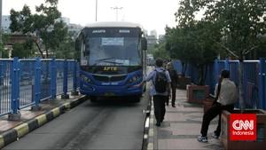 Promosikan Angkutan Umum, Bus di Lima Kota Digratiskan